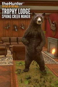 Carátula del juego theHunter: Call of the Wild - Trophy Lodge Spring Creek Manor