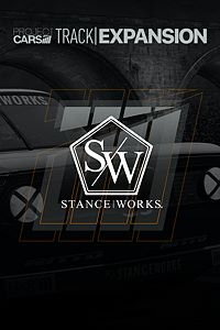 Carátula del juego Project CARS - Stanceworks Track Expansion