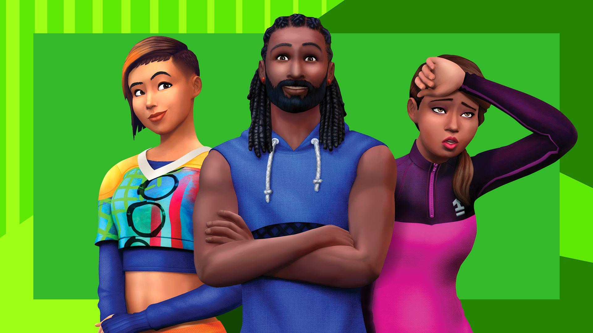 The Sims™ 4 Fitness Coleção de Objetos