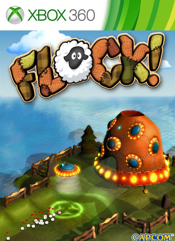 FLOCK! boxshot