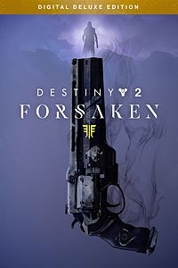 Carátula del juego Destiny 2: Forsaken - Digital Deluxe Edition