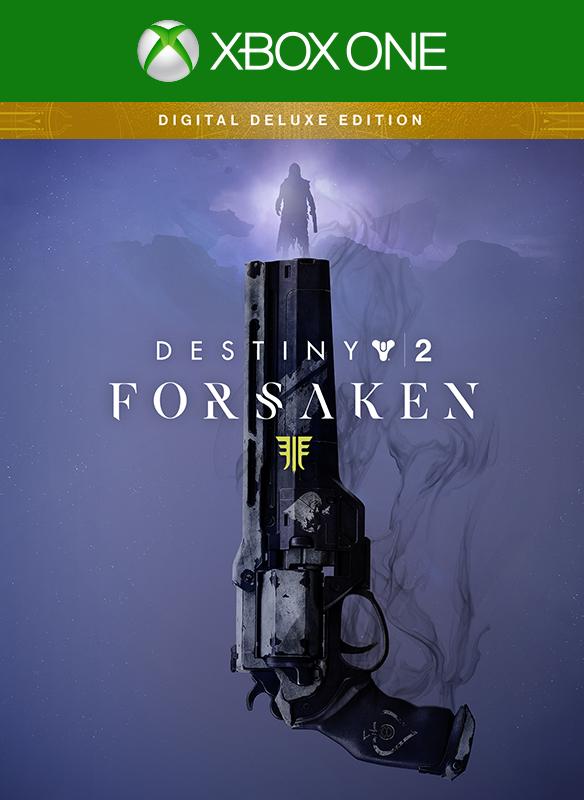 Destiny 2: Los Renegados - Edición Digital Deluxe boxshot