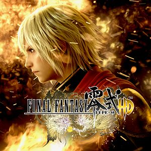 FINAL FANTASY TYPE-0 HD (Asian version) Xbox One