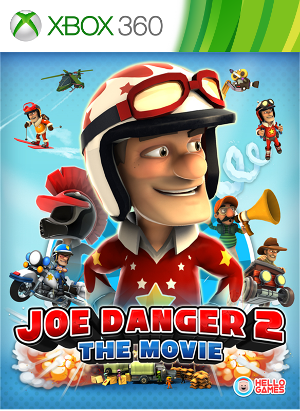 Joe Danger 2: The Movie boxshot