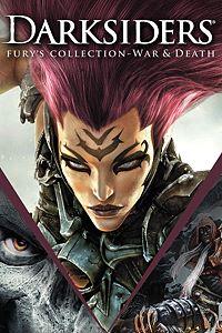 Carátula para el juego Darksiders Fury's Collection - War and Death de Xbox 360
