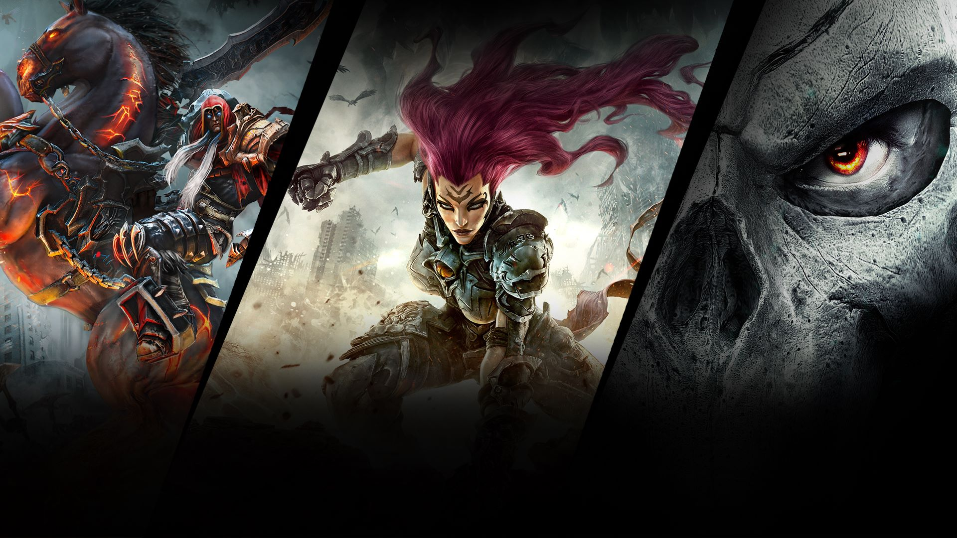 Buy Darksiders Fury's Collection - War and Death ...
