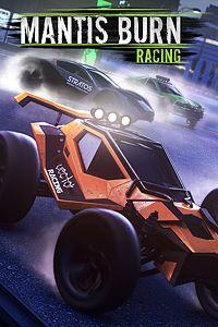 Carátula del juego Mantis Burn Racing
