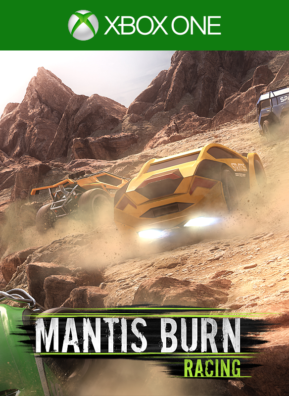 Mantis Burn Racing boxshot