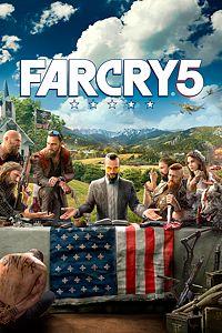 Carátula del juego Far Cry 5 para Xbox One