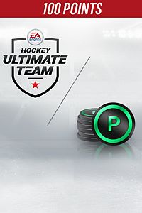 Carátula del juego 100 NHL 18 Points Pack