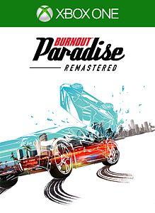 Burnout™ Paradise Remastered boxshot