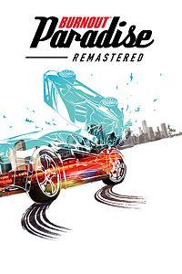Carátula para el juego Burnout Paradise Remastered de Xbox One