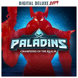 Paladins Digital Deluxe Edition 2019 Xbox One