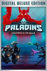 Carátula para el juego Paladins Digital Deluxe Edition de Xbox One