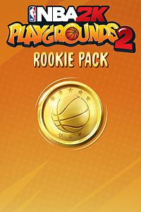 Carátula del juego NBA 2K Playgrounds 2 Rookie Pack - 3,000 VC