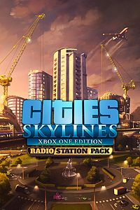 Carátula del juego Cities: Skylines - Radio Station Pack