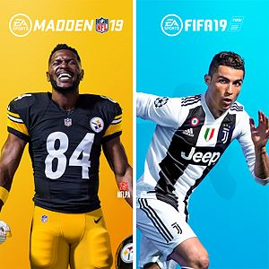 Madden NFL 19 - FIFA 19 Bundle Xbox One