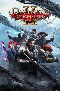 Carátula para el juego Divinity: Original Sin 2 - Definitive Edition de Xbox One
