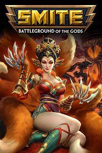 Carátula del juego SMITE de Xbox One