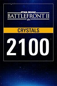 Carátula del juego STAR WARS Battlefront II: 2100 Crystals Pack