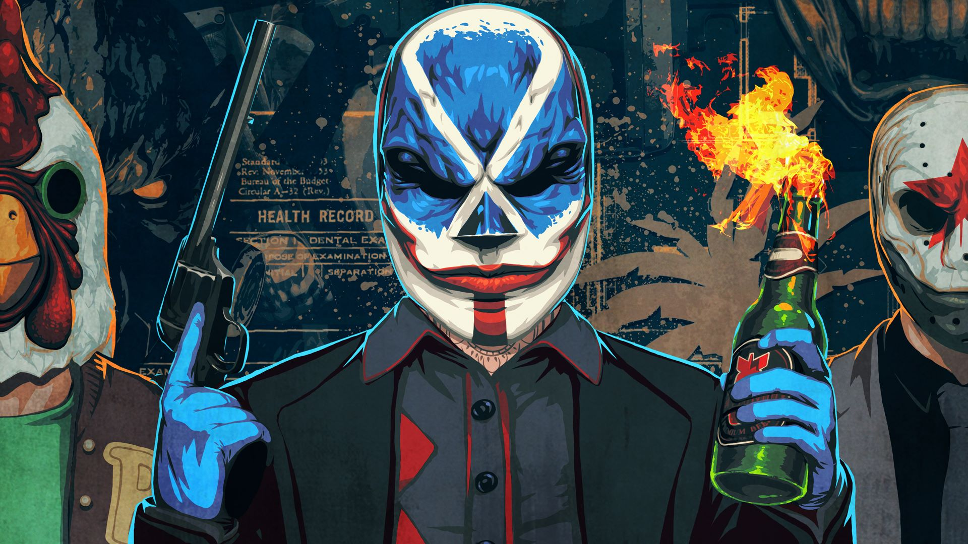 Payday 2 Payday Game Payday 3: THE BIG SCORE Game