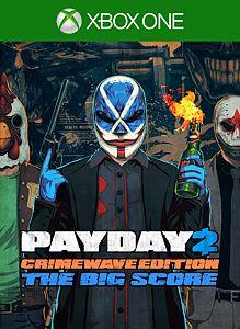 PAYDAY 2 - CRIMEWAVE EDITION - Big Score Game Bundle  boxshot