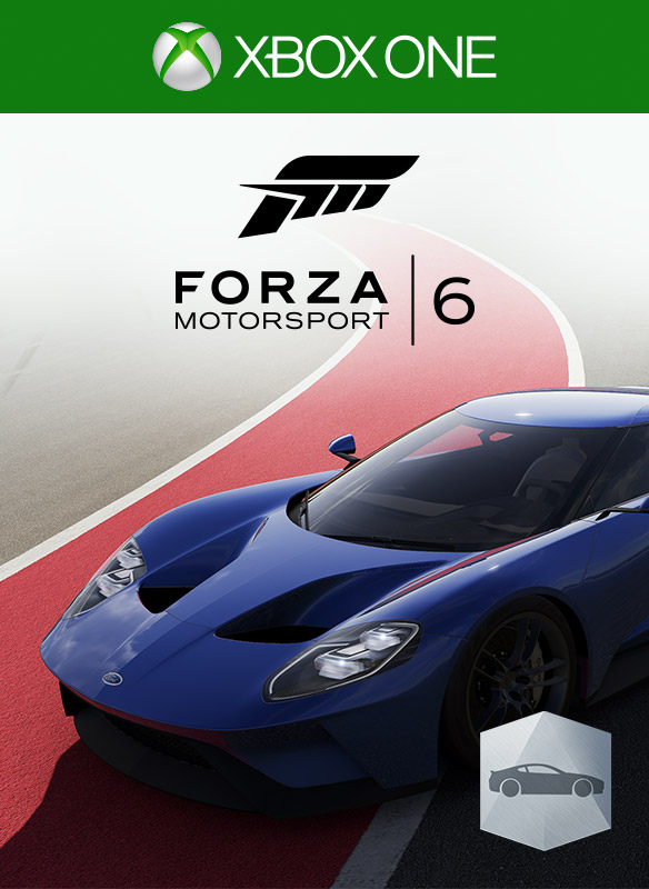 Forza Motorsport 6 Car Pass boxshot