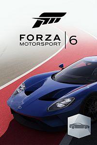 Carátula del juego Forza Motorsport 6 Car Pass de Xbox One