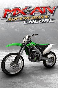 Carátula del juego 2015 Kawasaki KX 250F MX