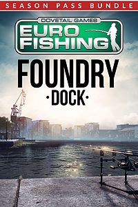 Carátula del juego Euro Fishing: Foundry Dock + Season Pass