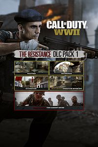 Carátula del juego Call of Duty: WWII - The Resistance: DLC Pack 1