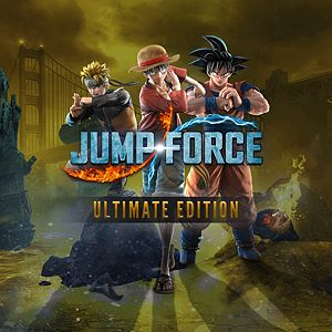JUMP FORCE - Ultimate Edition Pre-Order Bundle Xbox One