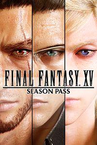 Carátula del juego FINAL FANTASY XV Season Pass de Xbox One