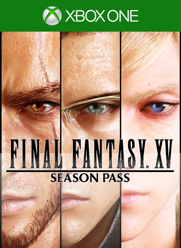 FINAL FANTASY XV シーズン パス boxshot