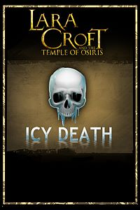 Carátula del juego Lara Croft and the Temple of Osiris Icy Death Pack de Xbox One