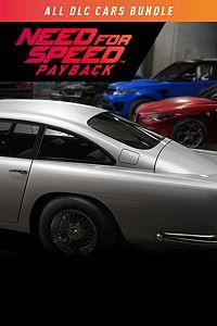 Carátula para el juego Need for Speed Payback: All DLC cars bundle de Xbox 360