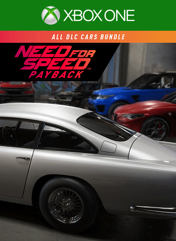 Need For Speed Payback All Dlc Cars Bundle On Xbox One