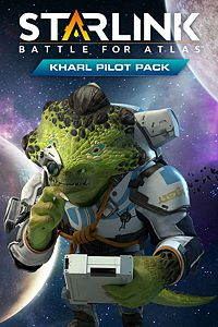 Carátula del juego Starlink: Battle for Atlas - Kharl Pilot Pack