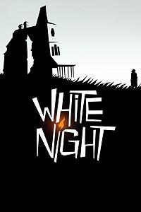 Carátula para el juego White Night de Xbox 360