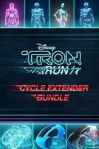 Carátula del juego TRON RUN/r CYCLE Extender Bundle