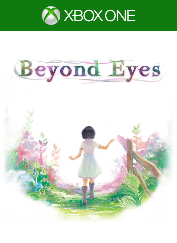 BEYOND EYES boxshot