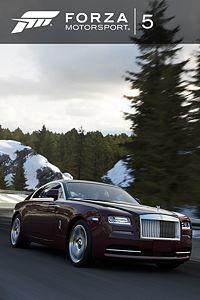 Carátula del juego Forza Motorsport 5 2014 Rolls-Royce Wraith
