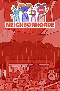 Carátula para el juego Neighborhorde de Xbox 360
