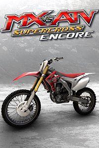 Carátula del juego 2015 Honda CRF 450R MX
