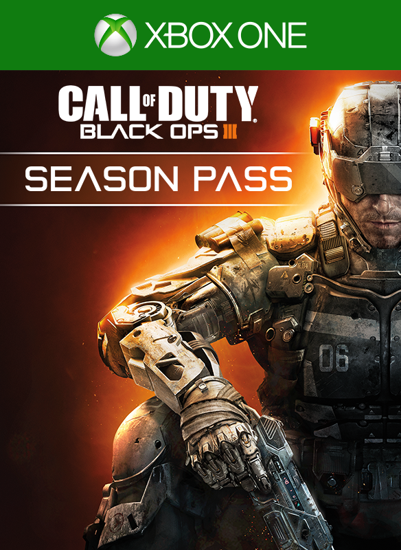 Call of Duty Black Ops III: Season Pass boxshot