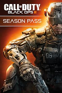 Carátula del juego Call of Duty: Black Ops III - Season Pass de Xbox One