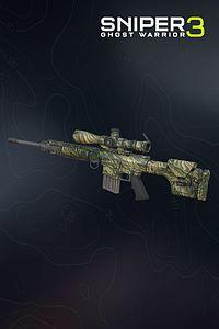 Carátula del juego Weapon skin - Grass Wave