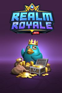 Carátula del juego 4,200 Realm Royale Crowns