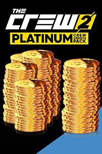 Carátula del juego The Crew 2 Platinum Crew Credits Pack
