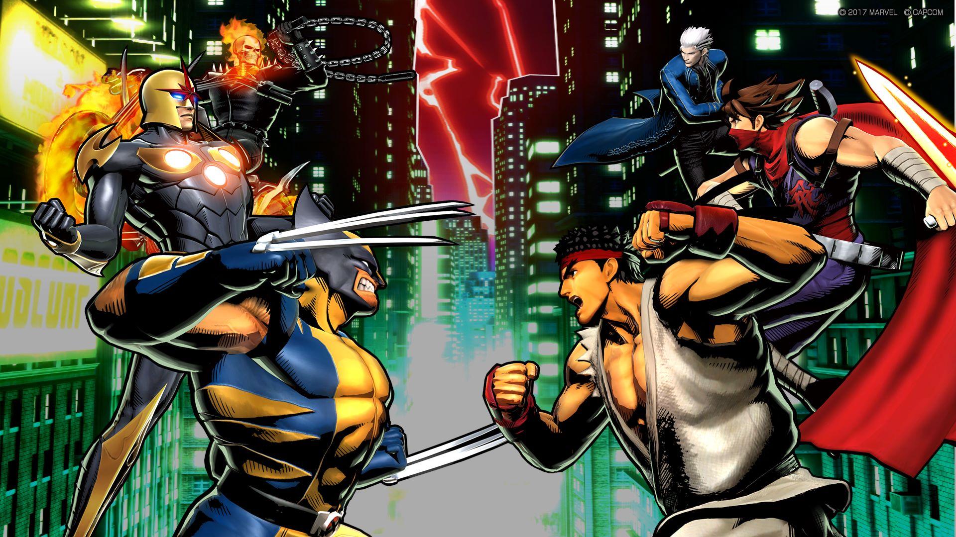 Buy Ultimate Marvel Vs Capcom 3 Microsoft Store En In